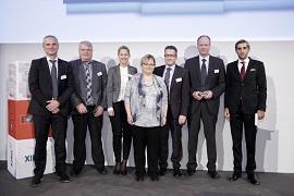 FOCUS Award Bester Arbeitgeber 2016 im Museum für Kommunikation in Berlin am 28.01.2016