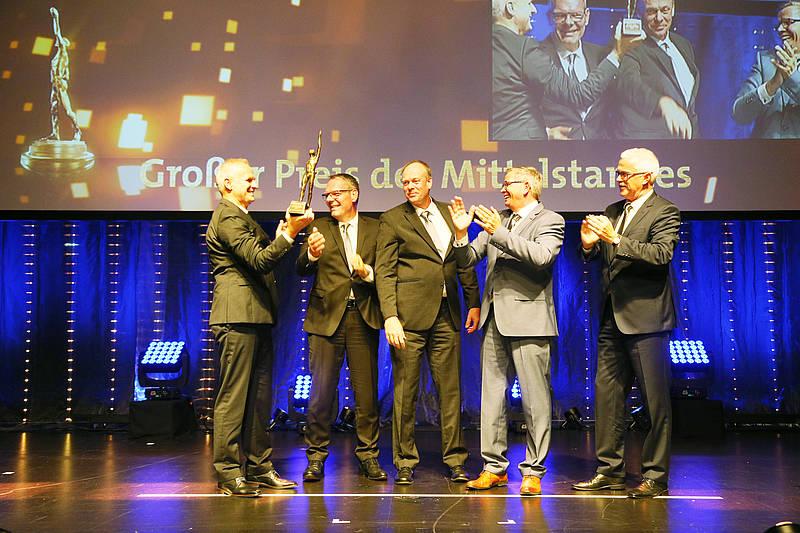 Preisträger 2019 aus Nordrhein-Westfalen, Heitkamp & Hülscher